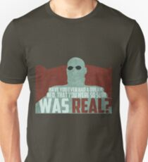 The Matrix - Morpheus: Ever had a dream... T-Shirt