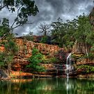 Galvans Gorge - WA by Ian English