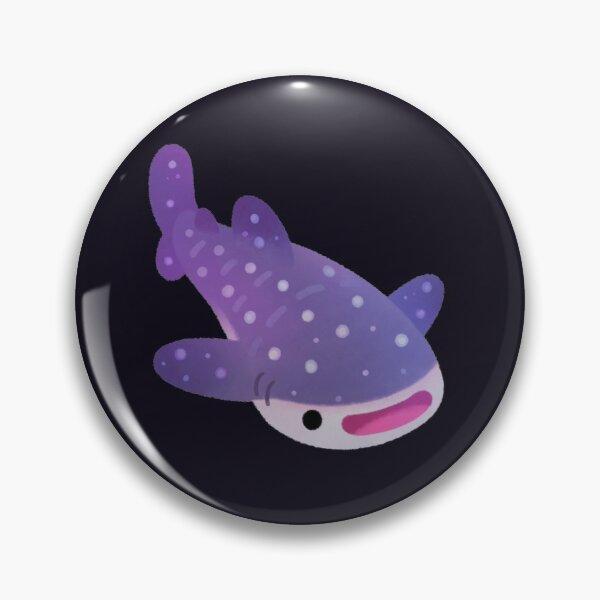 Shark day Pin