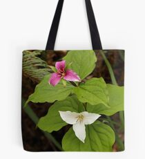 A Variable Flower Tote Bag