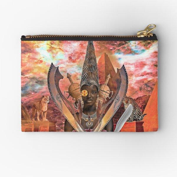 AMANIRENAS By SIRIUS-UGO-ART Zipper Pouch