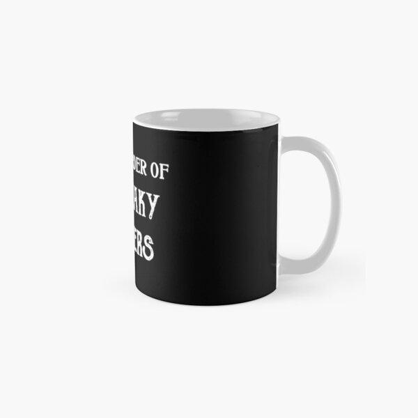 Par ordre des Peaky Blinders Mug classique