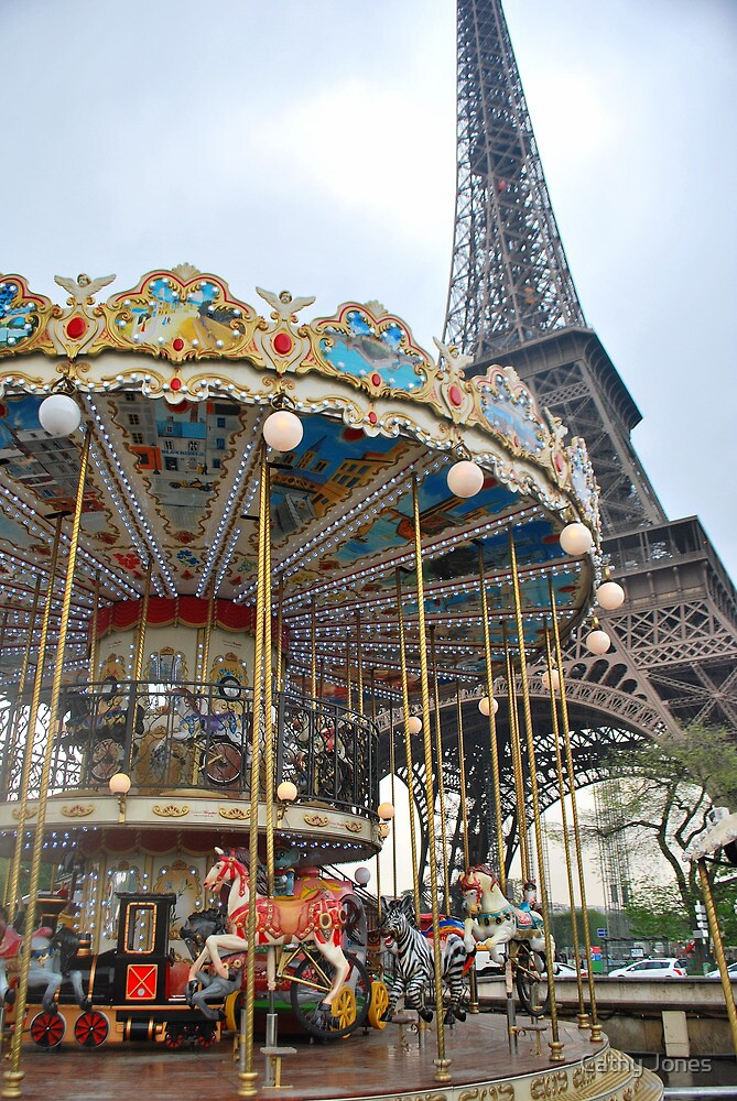 A Beautiful Day in Paris by Cathy Jones