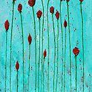 Rosas Rojas by Herb Dickinson
