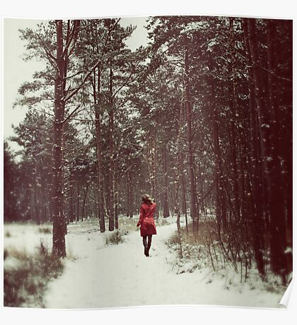 Her Winter of Red Poster