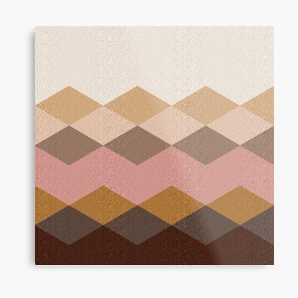 linen colors Metal Print