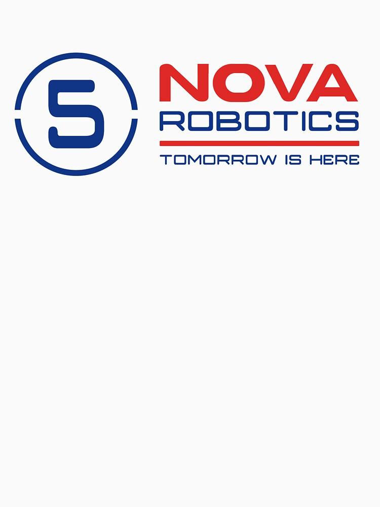 Nova Robotics by hoboballan