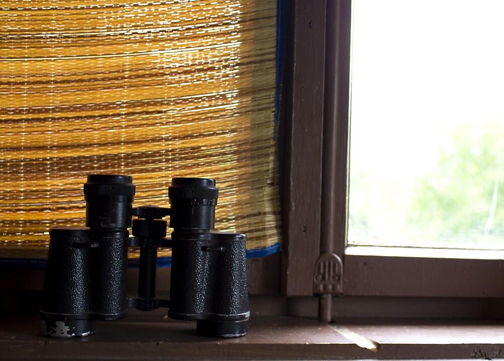 binoculars by slavikostadinov