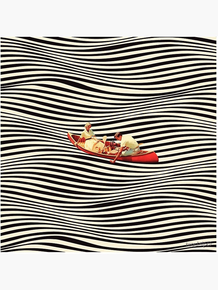 Illusionary Boat Ride 2 by taudalpoi