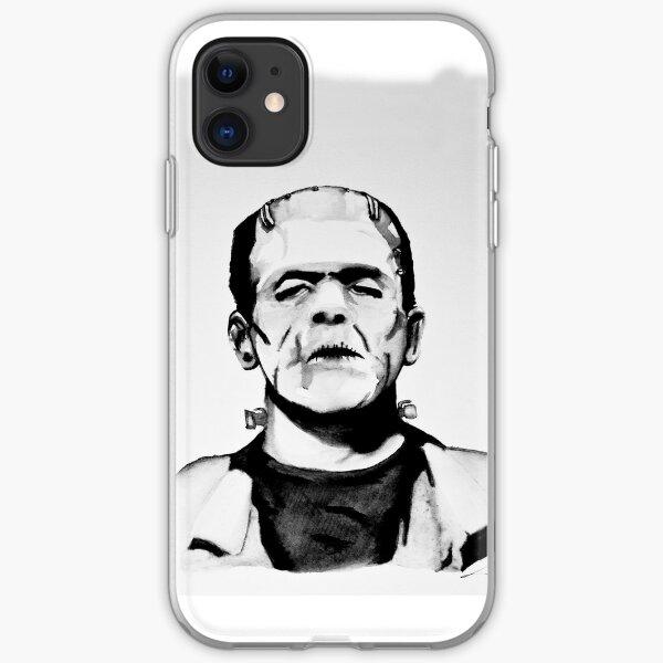 Frankenstein's Monster iPhone Soft Case