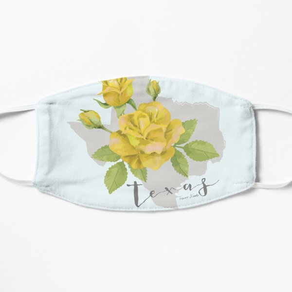 Yellow Rose of Texas Mask