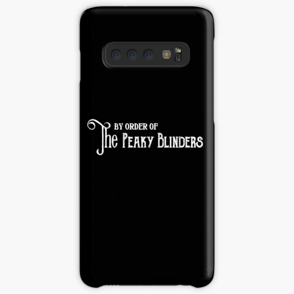 By order of the Peaky Blinders Samsung Galaxy Snap Case