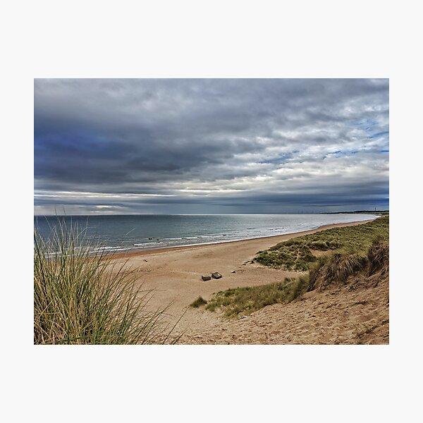 Druridge Bay Photographic Print