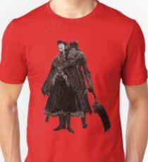 Bloodborne - Doll and Hunter T-Shirt