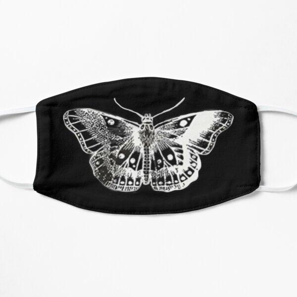 harry styles - butterfly tattoo  Flat Mask