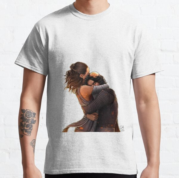 Reylo - Fire (New Version Without Background) Classic T-Shirt