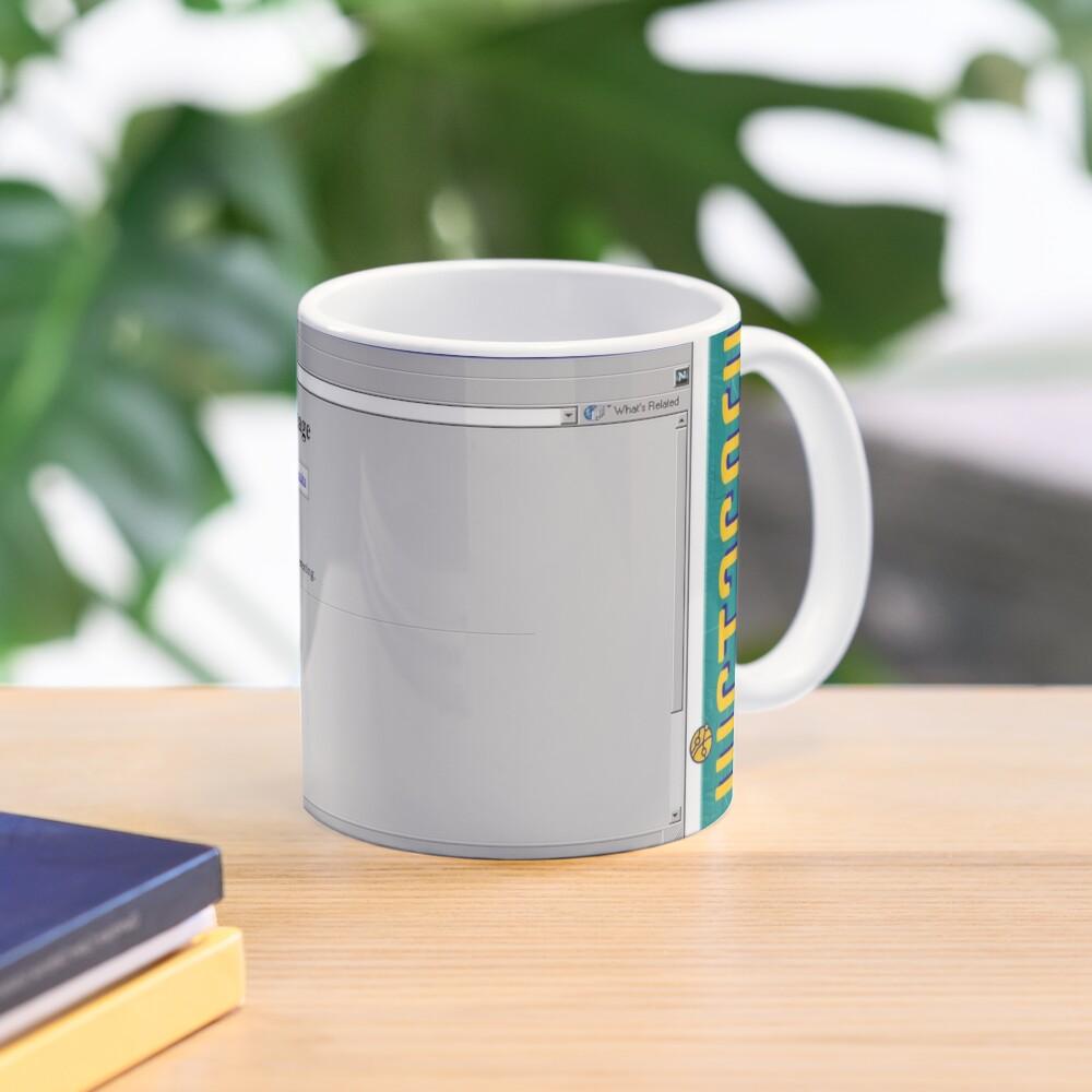 alyssa on Vistaserv.net Mug
