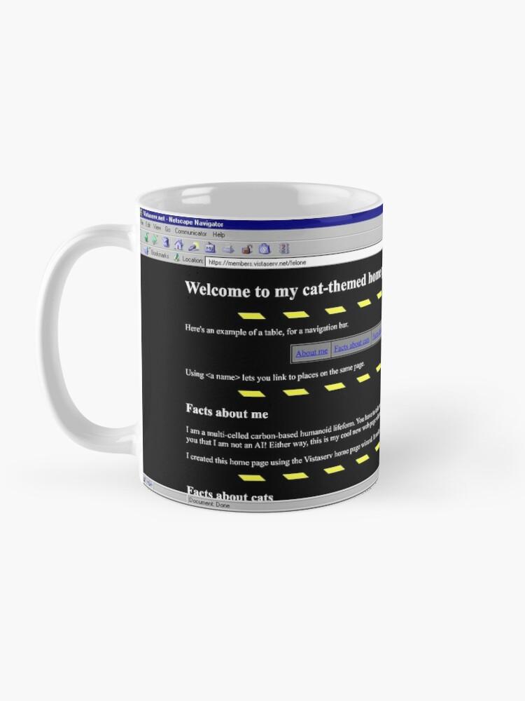 Alternate view of felone on Vistaserv.net Mug