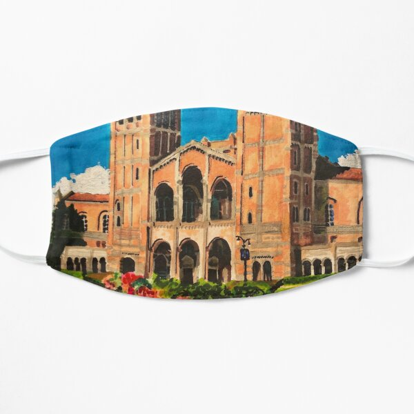 UCLA Royce Hall (University of California, Los Angeles) Mask