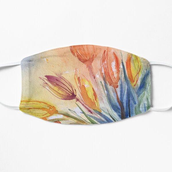 Tulip Garden Small Mask