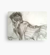 Corset Beauty Canvas Print