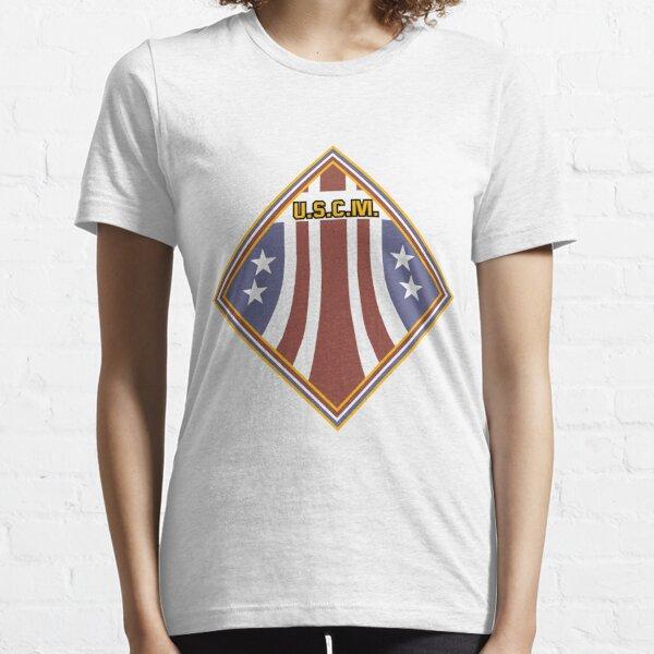 Colonial Marines Placard Essential T-Shirt