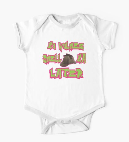 Sherlock Holmes the Fresh Prince of Bel-air Kids Clothes