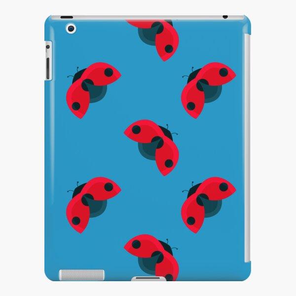 Lady Bug Pattern iPad Snap Case