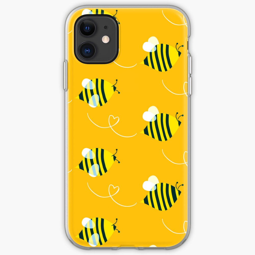 Bees iPhone Case & Cover