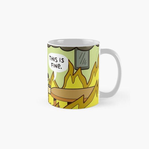 This is Fine Dog Classic Mug