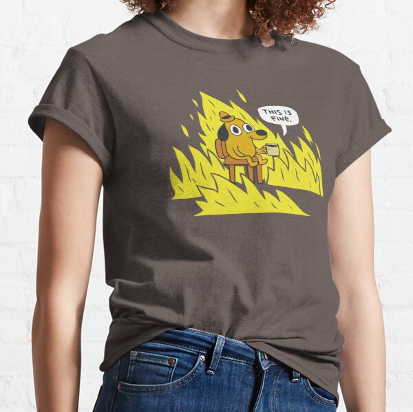 This is Fine Dog Classic T-Shirt