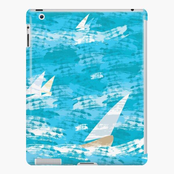 Sail in the Sea iPad Snap Case