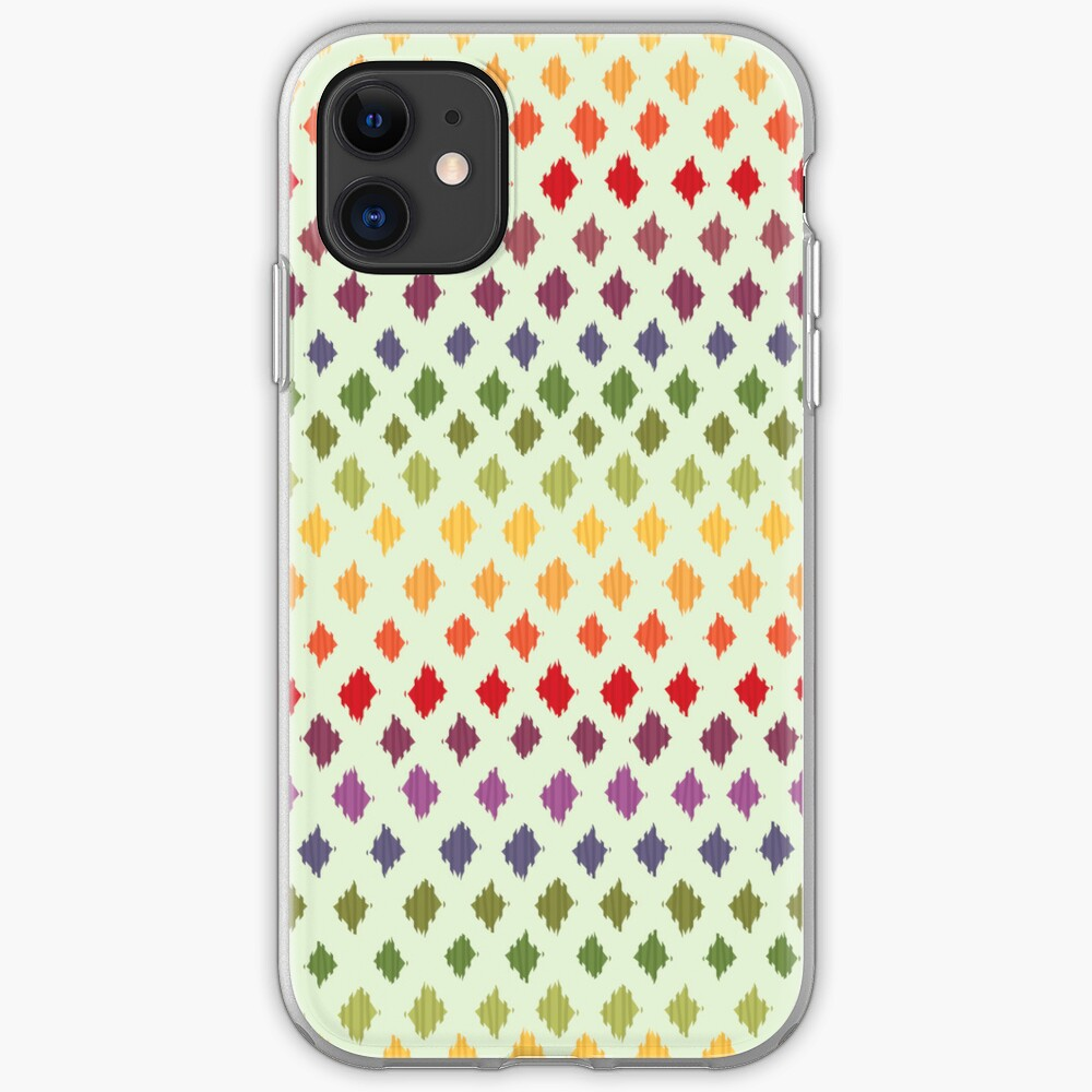 Ikat Pattern iPhone Case & Cover