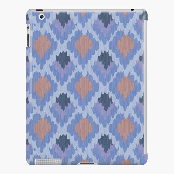 Elegant Ikat Pattern iPad Snap Case