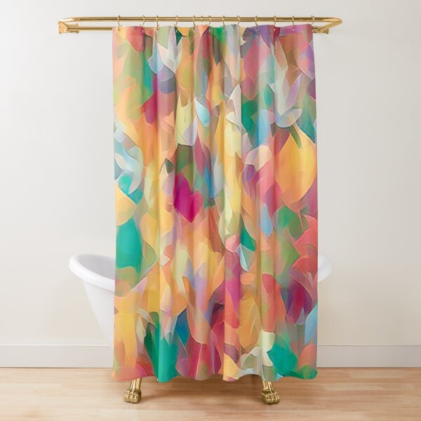Autumn Colour (dreamy multicolour) Shower Curtain