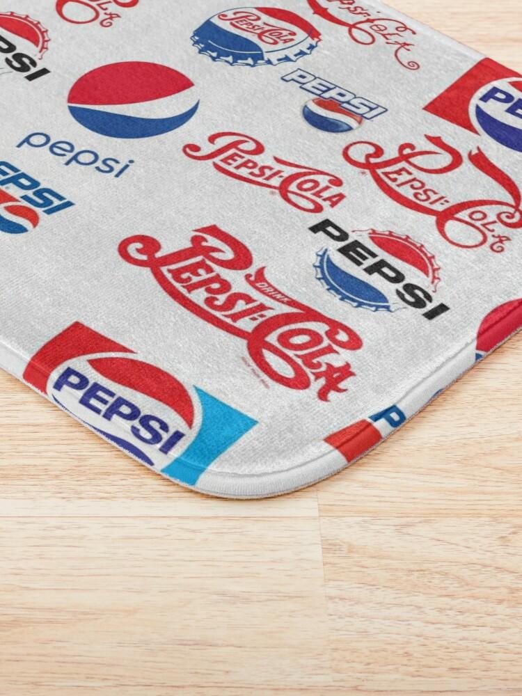 Alternate view of Pepsi Timeline Bath Mat