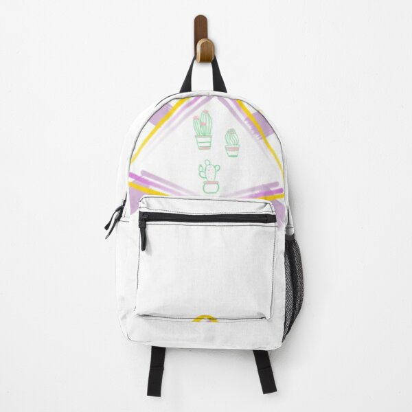 Simple Life Tshirt Design Backpack