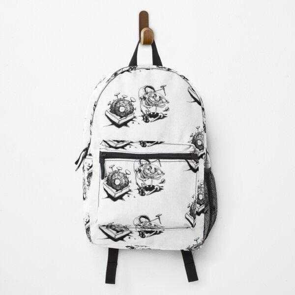 Brain Surgeon by Nigel Adams Backpack