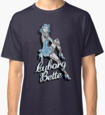 Cyborg Bette Classic T-Shirt
