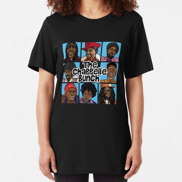 The Chappelle Bunch Slim Fit T-Shirt