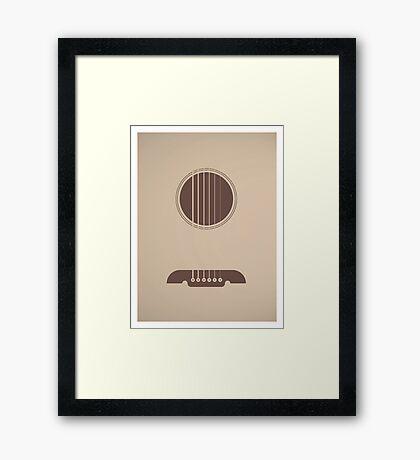 pbbyc - Acoustic Framed Print