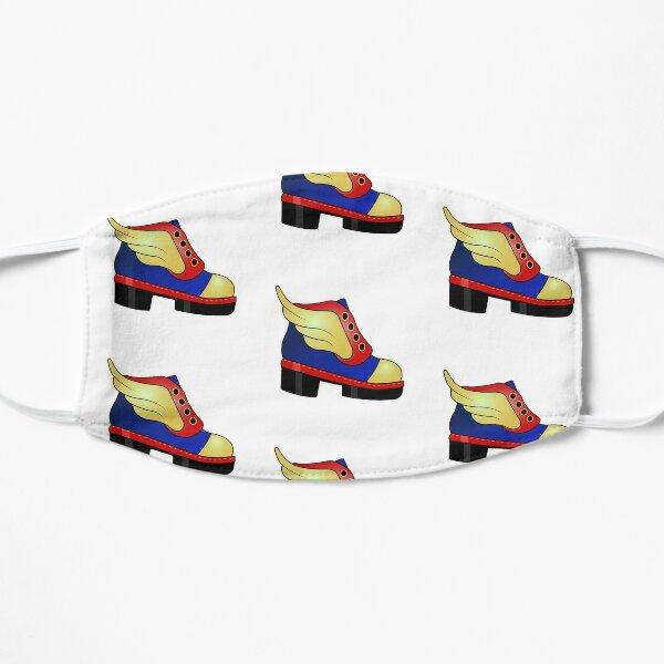 Rocketman Shoe  Flat Mask