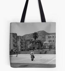 India - Between Jaipur and Agra Tote Bag