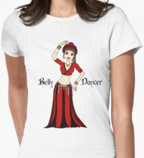 American Tribal Style Bellydancer T-Shirt