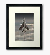 Rocket Ship Framed Print