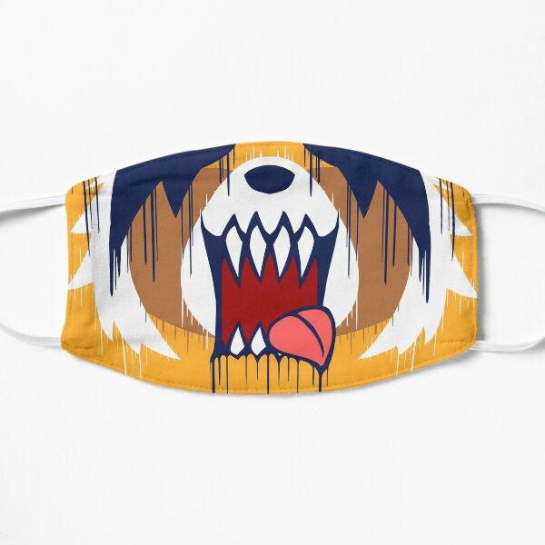 Red Panda Rage Flat Mask