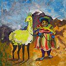 Peru Memories by Ellen Marcus
