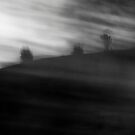 Just a blur by Jocelyn  Parry-Jones