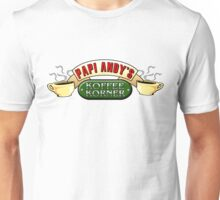 Papi Andy's Koffee Korner Unisex T-Shirt