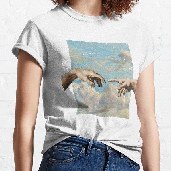 creación de adam Camiseta clásica